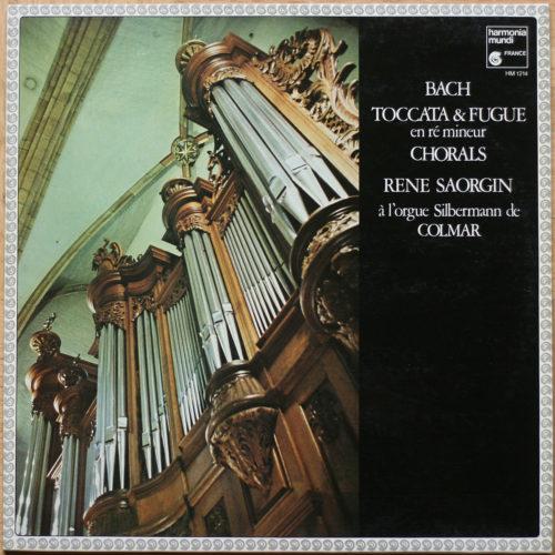 Bach Chorals Saorgin