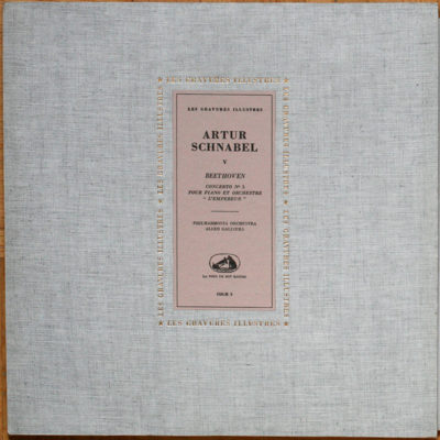Beethoven Concerto 5 Schnabel Galliera