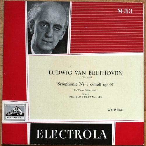 Beethoven Symphonie 5 Furtwangler