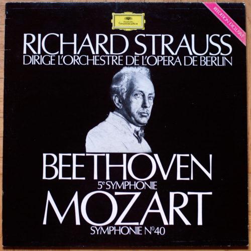 Beethoven • Symphonie n° 5 • Mozart • Symphonie N° 40 • Strauss