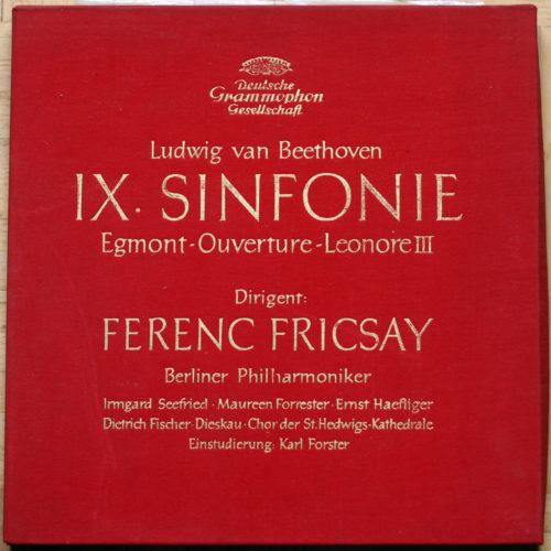 Beethoven Symphonie 9 Fricsay