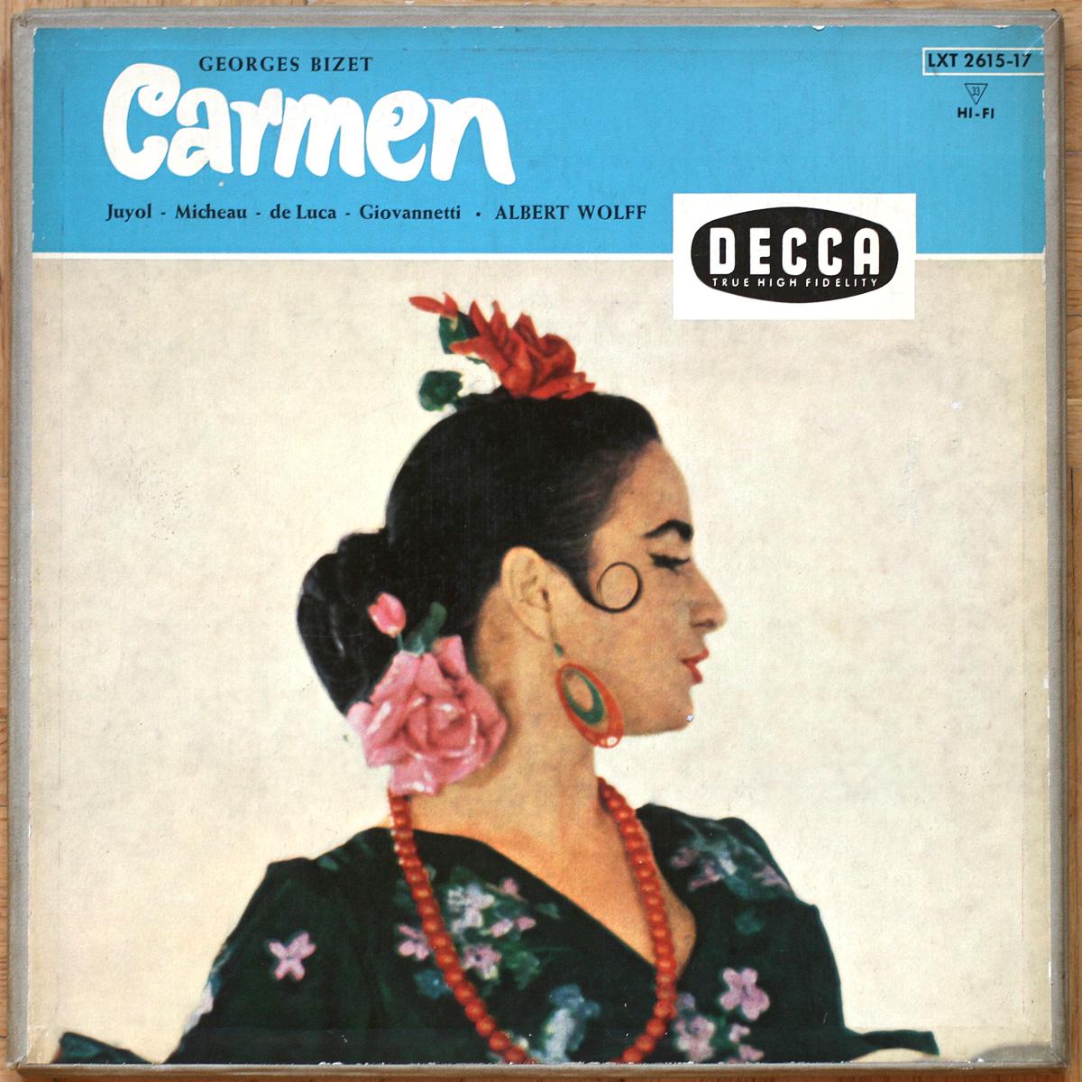 Bizet Carmen Wolff