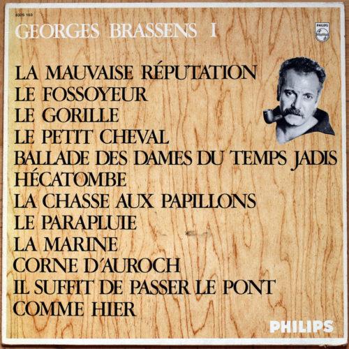 Brassens Volume 1