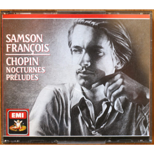 Chopin Nocturnes Preludes Francois