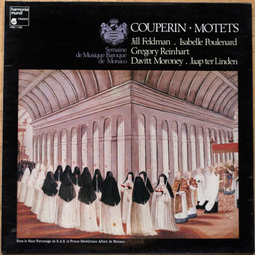 Couperin Motets