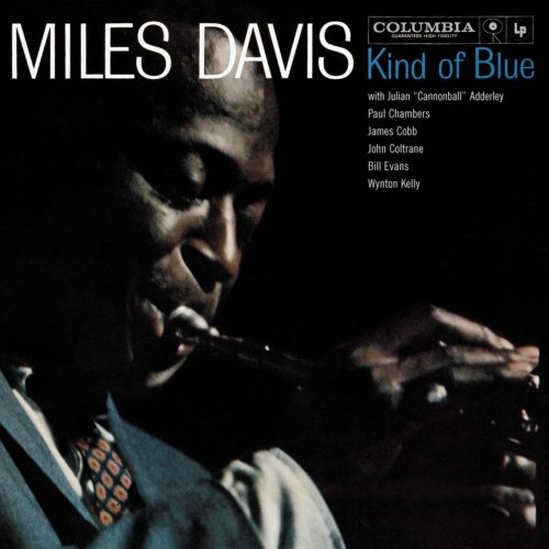 Davis Kind of blue Evans Coltrane