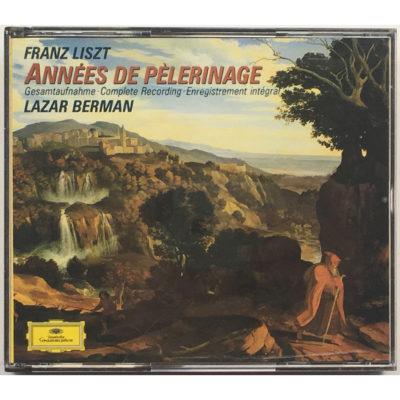 Liszt Années Pèlerinage Berman