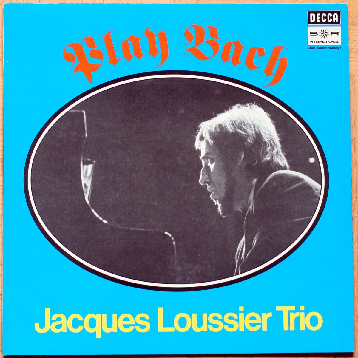 Loussier Trio Play Bach