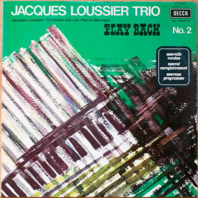 Loussier Trio Play Bach 2
