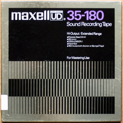 Maxell UD 35 180