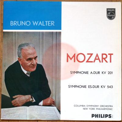 Mozart Symphonies 29 39 Walter