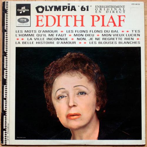 Piaf Plympia 61