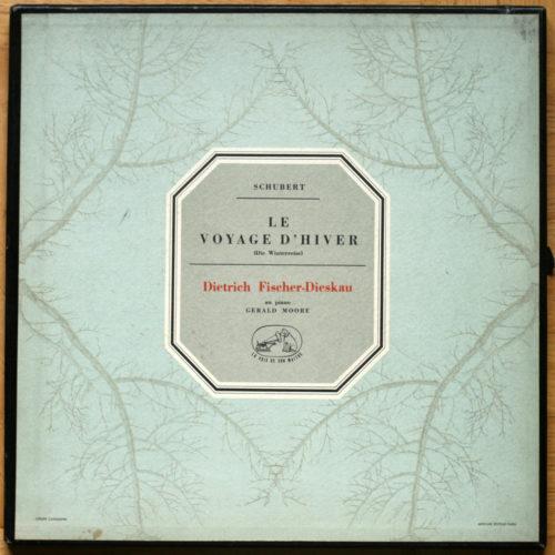 Schubert Winterreise Fischer Dieskau Moore