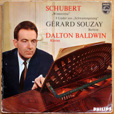 Schubert Winterreise Souzay Baldwin