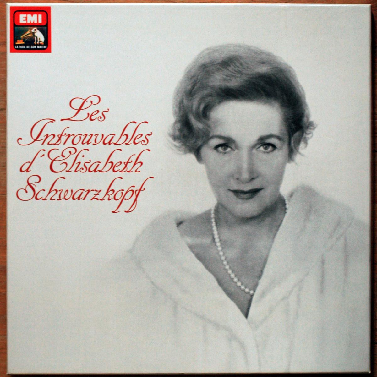 les introuvables de Schwarzkopf