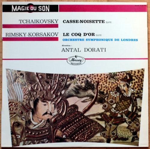Tchaikovsky Rimsky Casse Noisette Dorati