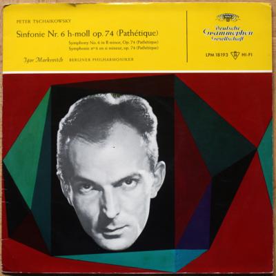 Tchaikovsky Symphonie 6 Markevitch