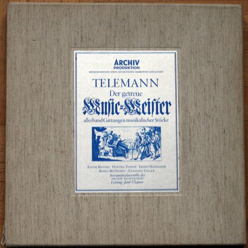 Telemann Music Mesiter 01
