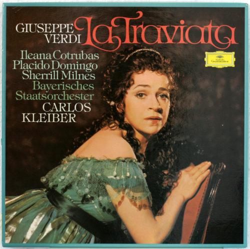 Verdi Traviata Kleiber