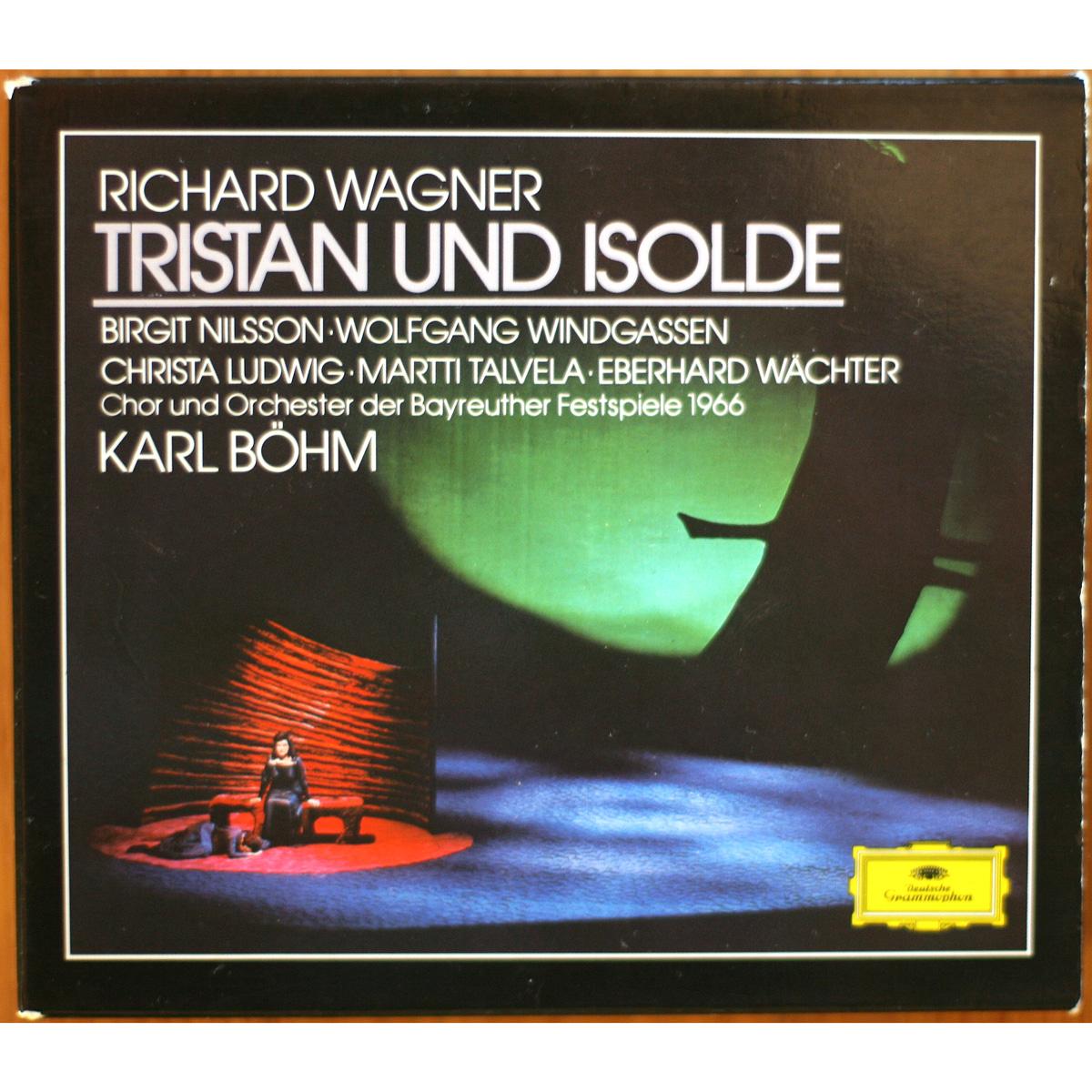 Wagner Tristan Isolde Bohm