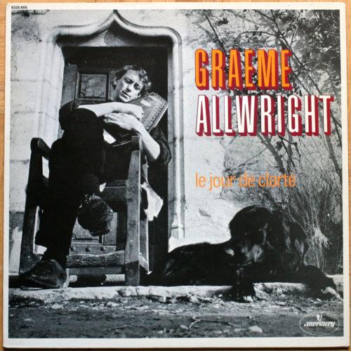 Allwright Le Jour De Clarté