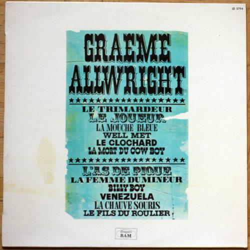 Allwright Graeme Le Trimardeur