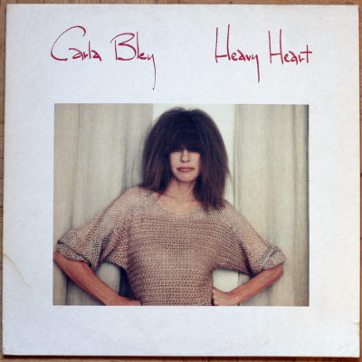 Carla Bley Heavy Heart