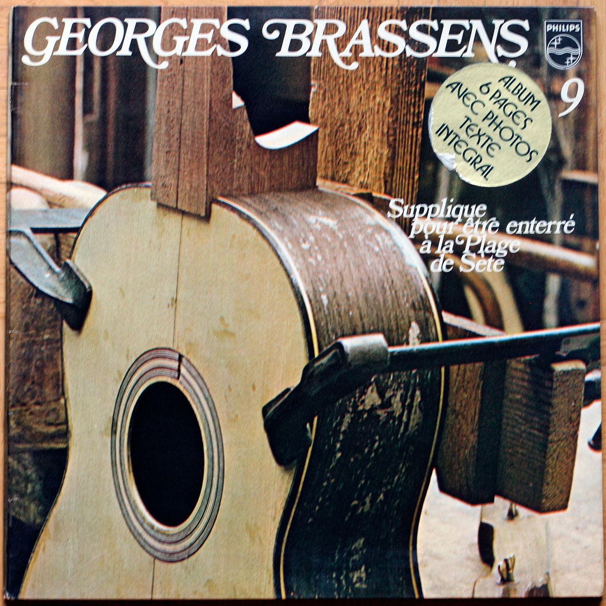 Brassens Volume 9