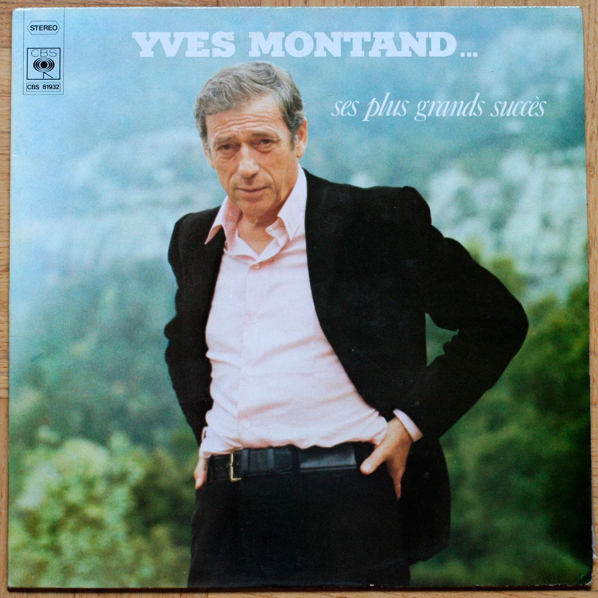 Montand Ses Plus Grands Succes