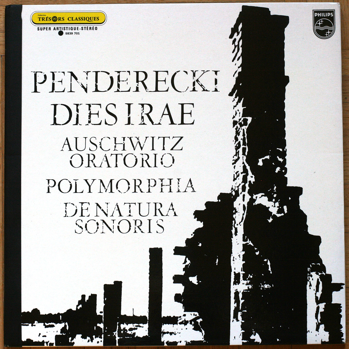 Penderecki Dies Irae Polymorphia