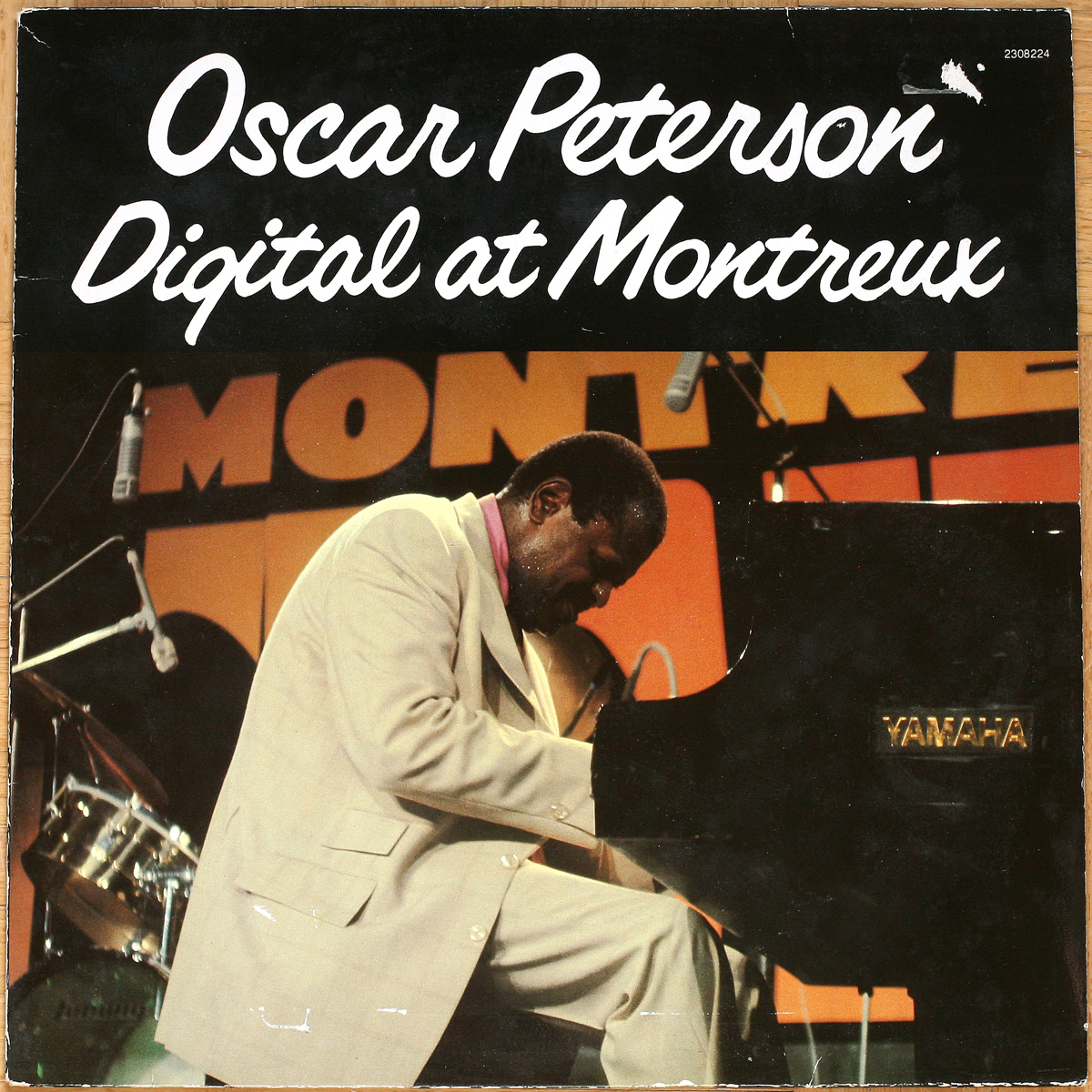 Oscar Peterson Digital At Montreux