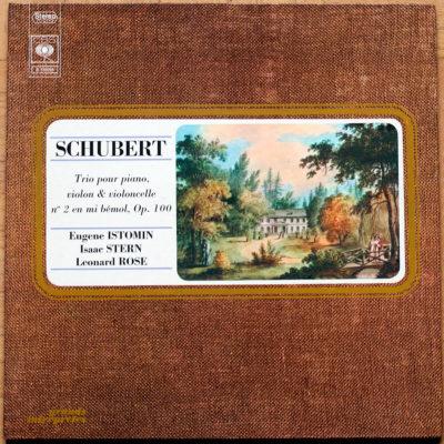 Schubert Trio 2 Istomin Rose Stern