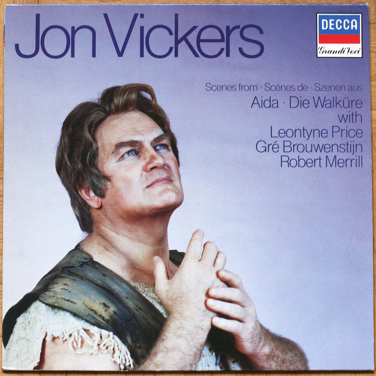 Vickers Scenes Opera