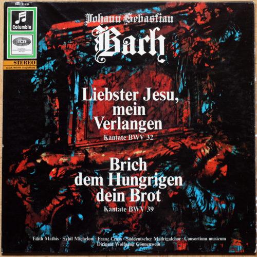 Bach Cantates BWV 32 & 39 Gonnenwein