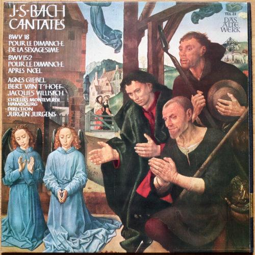 Bach Cantates Jurgens BWV 18 152