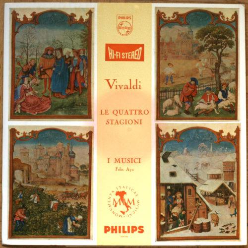 Vivaldi 4 Saisons Ayo I Musici