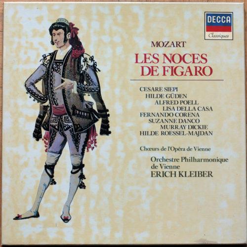 Mozart Les Noces De Figaro Kleiber