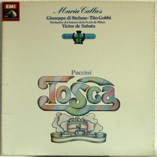 Puccini Tosca Sabata Callas