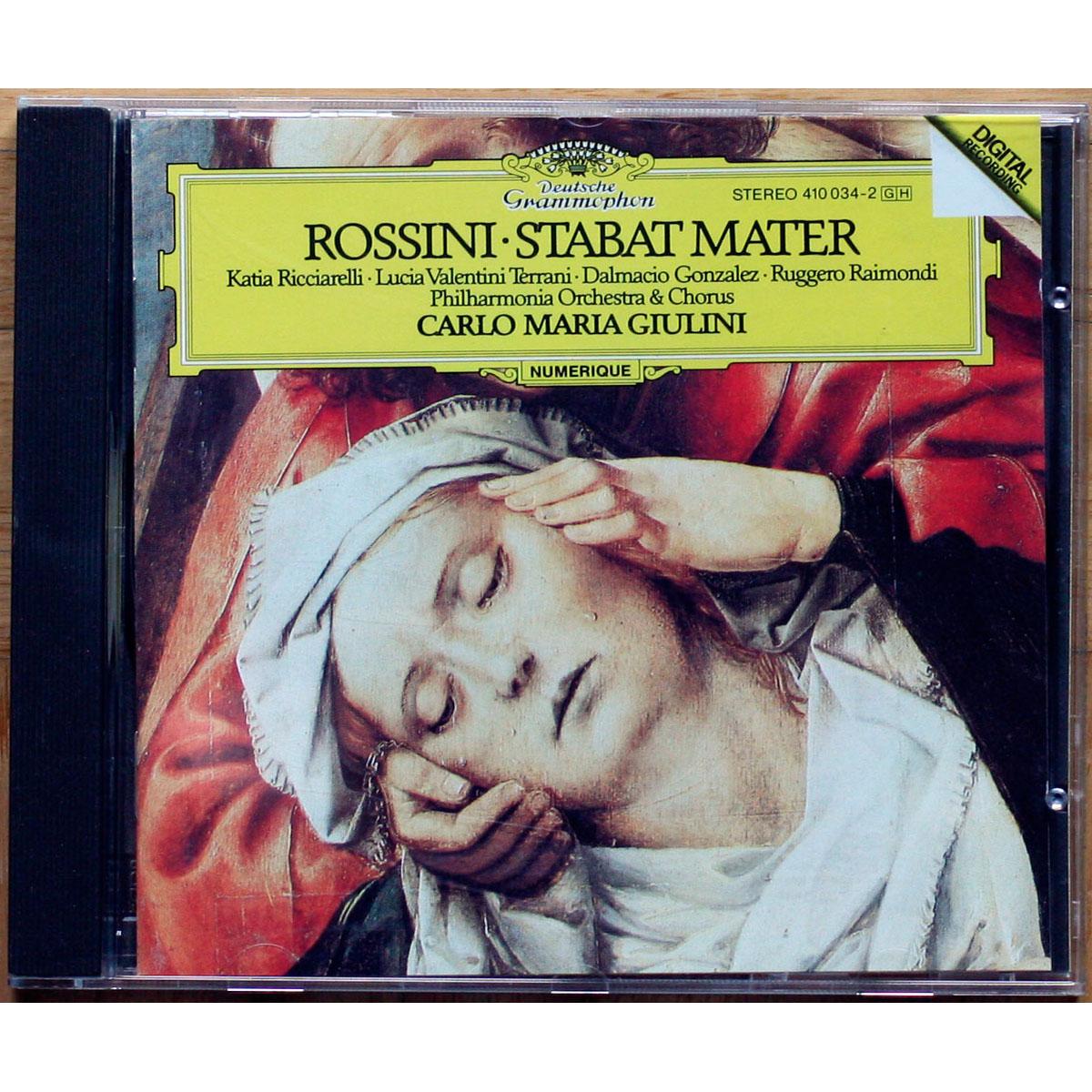 Rossini Stabat Mater Giulini