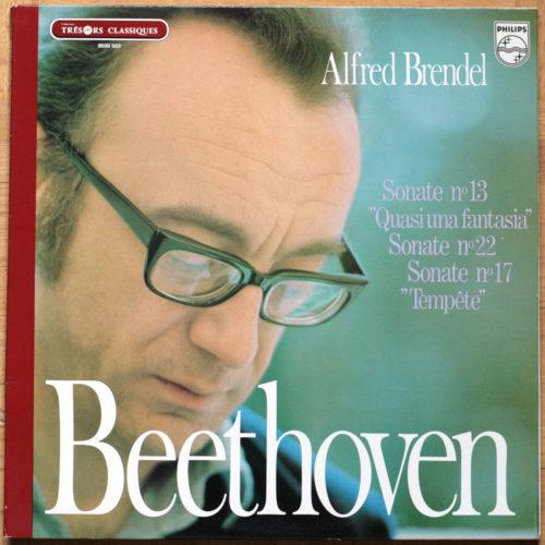 Beethoven_Sonates 13 & 17 & 22 Brendel