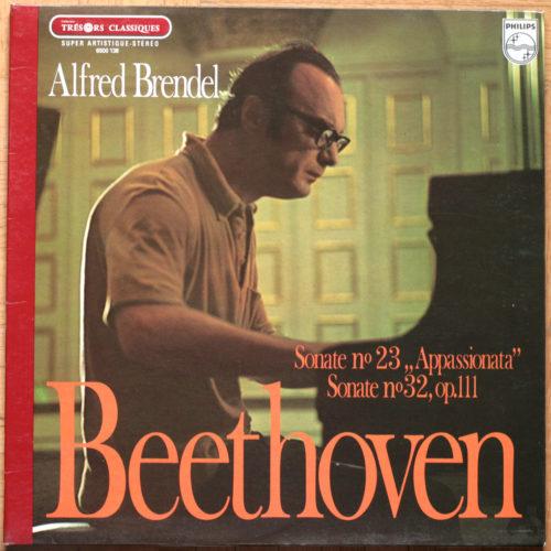 Beethoven Sonates 23 & 32 Brendel