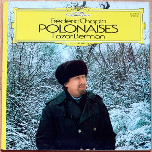 Chopin Polonaises Berman