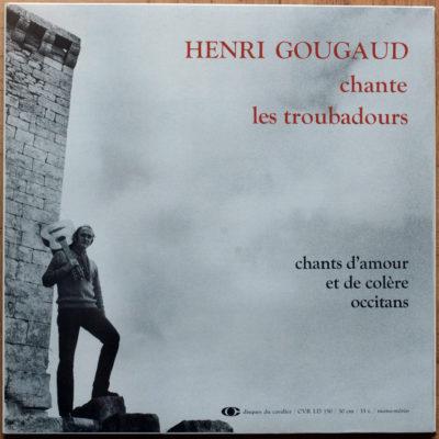 Gougaud chante les troubadours