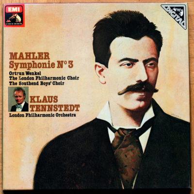 mahler Symphonie 3 Tennstedt