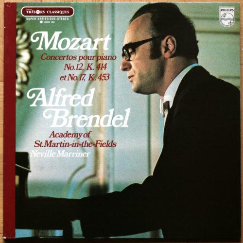 Mozart Concerto Piano 12 17 Brendel Marriner