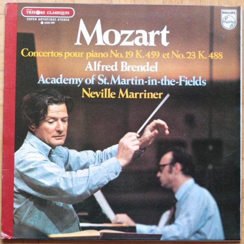 Mozart Concerto Piano 19 23 _Brendel Marriner
