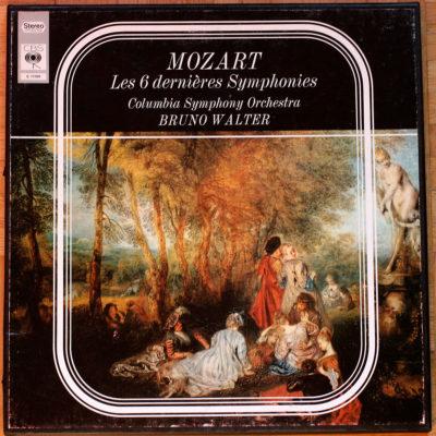 Mozart Symphonies 35 à 1 Walter