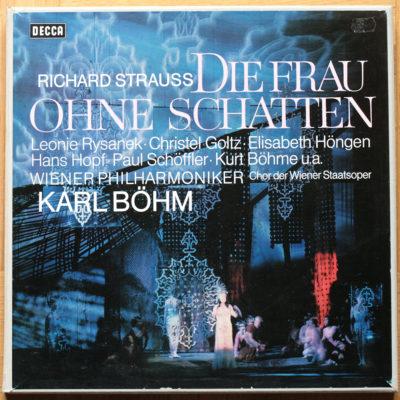 Strauss Frau Ohne Schatten Bohm