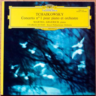 Tchaikowsky Concerto Piano 1 Argerich Dutoit