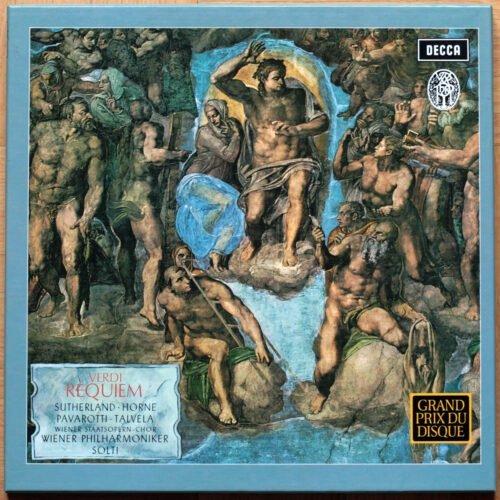 Verdi Requiem Pavarotti Solti